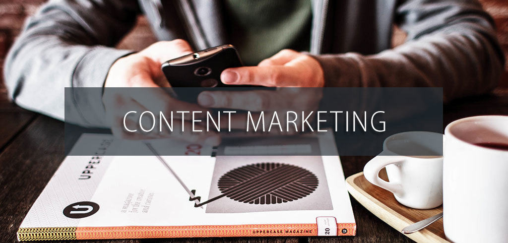 Content Marketing by Five12 Digital