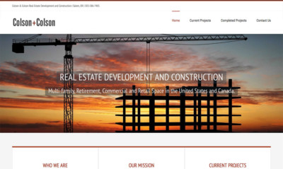 Colson & Colson | Five12 Digital Client