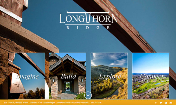 Longhorn Ridge | Five12 Digital Client